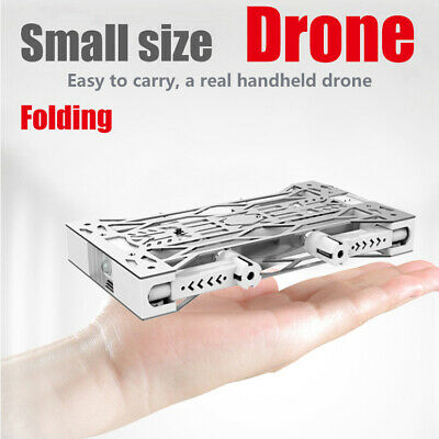 Cooligg Quadcopter Drone S18 2MP 720P HD Selfie Camera WiFi FPV Foldable Arm New