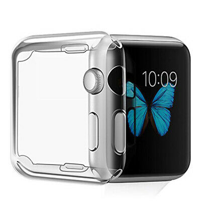 New Ultra Thin 360° Full Protective Case For Apple Watches Series 1/2/3-38/42mm