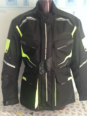 MENS MESH AIR VENT TECHNOLOGY CE SUMMER MOTORBIKE MOTORCYCLE TEXTILE JACKET