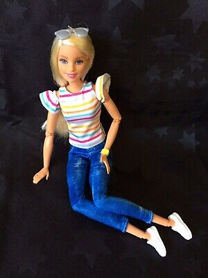 Made To Move Barbie Fashionista Doll