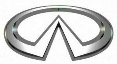 G35 LOGO Genuine Infiniti REAR Emblem Trunk Lid 84895JL60A OEM G35 COUPE SEDAN