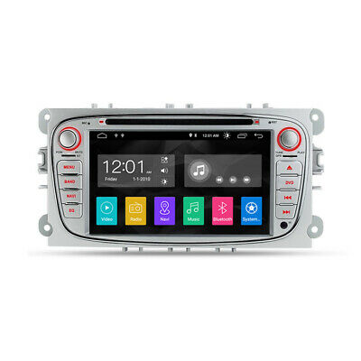 Ford Radio Navigatie 7″ – Met Playos Android
