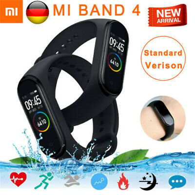 "100% Original Xiaomi Mi Band 4 0.95 "" Armband mit Push Info und Fitness AMOLED"
