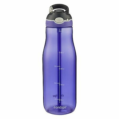 Contigo Ashland Autospout 40oz Grapevine Plastic Leak-proof Water Bottle