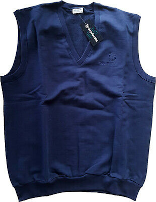 vintage tennis tacchini McEnroe gilet Shirt NEW Jersey casual 1980 Italy