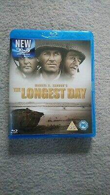 The Longest Day Blu Ray