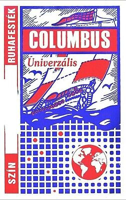 Columbus Textilfarbe in  58 Farbtönen