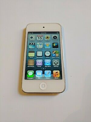 Apple iPod touch 4th Generation White (32 GB) - 190267