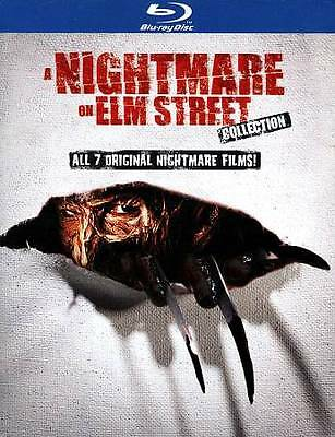 A Nightmare on Elm Street Collection (Blu-ray,1999)
