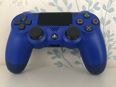 Sony Playstation PS4 DualShock 4  Wireless Controller (Blue)