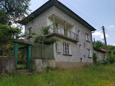 PAY MONTHLY - Bulgaria solid huge secluded home near Sofia Bulgarian house land