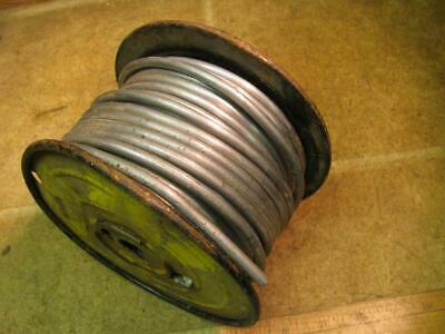 """22.8 Pounds 1/4"""" Diameter Solid Wire Solder"""
