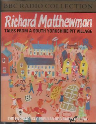RICHARD MATTHEWMAN: TALES FROM A SOUTH YORKSHIRE PIT VILLAGE ~ Audio Cassettes