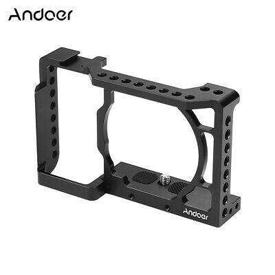 Andoer Camera Cage Protective Video Film Movie Making Stabilizer For Sony Z5B9