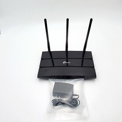 TP-Link AC1750 Smart WiFi - Dual Band Gigabit Wireless Internet Router for Home