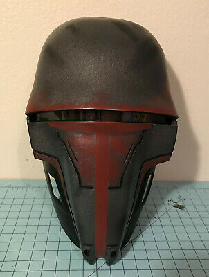 Darth Revan Mask Star Wars Knights of the Old Republic  Cosplay Helmet Costume