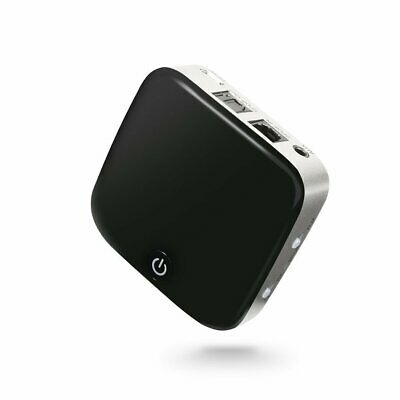 Baile Bluetooth Receiver and Transmitter 2 in 1 aptX Low Latency Dual Stream HD