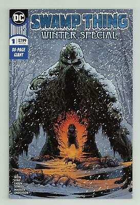 Swamp Thing Winter Special 1A 2018 Fabok Variant VF/NM 9.0