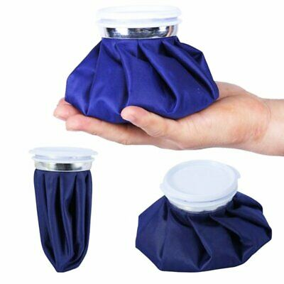 6/9/11 inch Reusable Ice Bag Injury Brace Pain Relief First Aid Cold Ice Pack %N