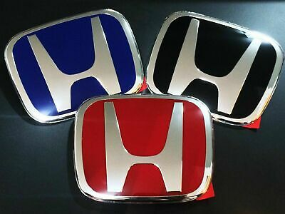 Jdm Endless Crv Civic City Accord Odyssey Crz Fit Red Blue Black Badge Emblem