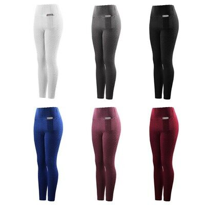 Women's Athletic Sports Pants with Pocket Yoga Gym Running Long Tights Trousers