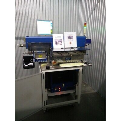 Exatron 904 Pick and Place Machine, IC Test Handler, SMT Pick & Place Handler
