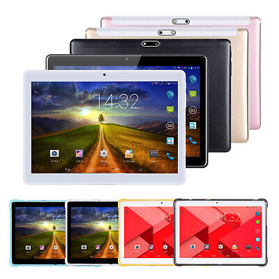 XGODY 2019 NEW 10.1'' inch Tab Android 7.0 1+16GB Tablet PC Quad Core Phablet HD