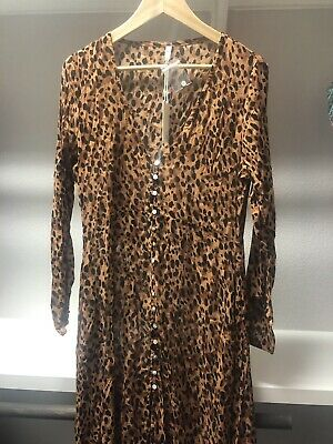 NWT Spell And Gypsy Collective Saphari Gown Size Medium