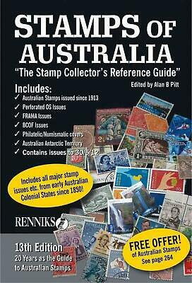 Stamps of Australia: The Stamp Collectors Reference Guide by Alan B. Pitt (Engli