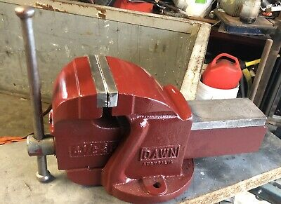 "Dawn 4 1/2"" SP Bench Vice"