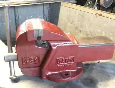 "Dawn  4""Sp Bench Vice"