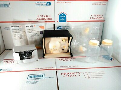 NEW!! Medela Double Electric Pump In Style Advanced Breast Pump Motor Only 9V