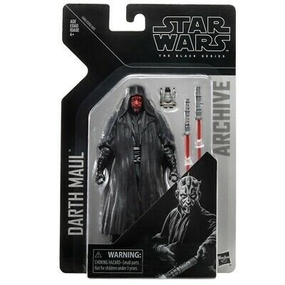Star Wars The Black Series Archive Line Darth Maul  6""