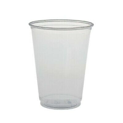 1000 x TP22 12oz Clear Highball Tumbler Recyclable   Catering Supplies