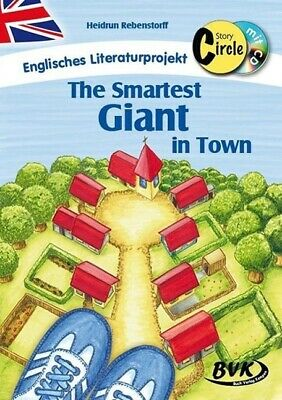 """Story Circle """"""""The smartest giant in town"""""""""""