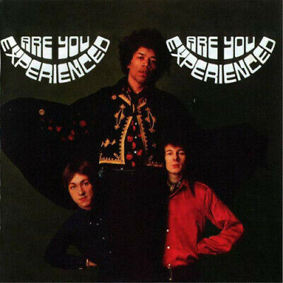 JIMI HENDRIX EXPERIENCE Are You Experienced? CD 17 Track Remastered Reissue (1