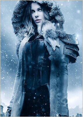 Underworld Kate Beckinsale Classic Movie Large Poster Art Print Maxi A1 A2 A3 A4