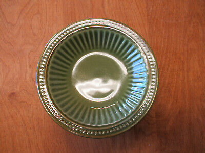 "Gibson Everyday REGENT PARK GREEN Soup Cereal Bowl 8 5/8"" 1 ea     8 available"