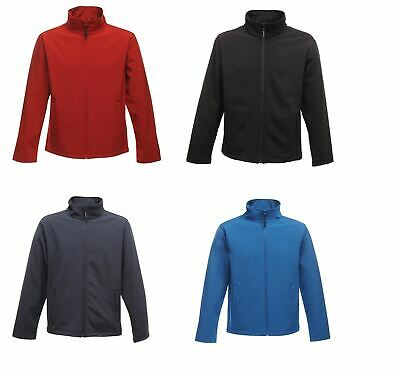 Gents Regatta Water Repellent Wind Resistant Softshell Jacket S-3XL TRA692