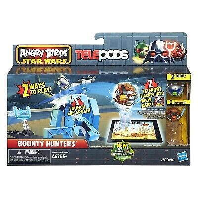 Star Wars Angry Birds Telepods Minifigs QR Code Assorted