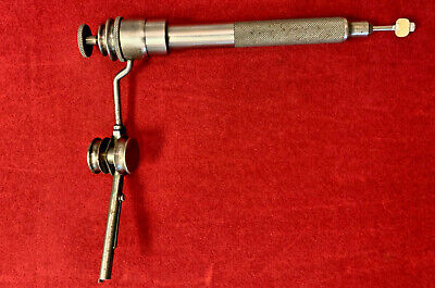 Wells Vintage Dental Laboratory Handpiece Classic Free Shipping In Usa