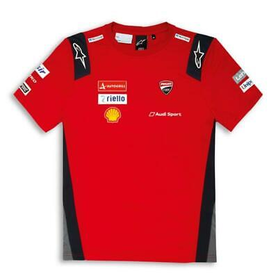 Ducati MotoGP Team Replica T-Shirt 2019 NEU
