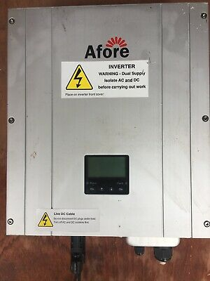 Afore HNS2500TL-1 2.7 KW Solar PV Inverter 2700 Watts