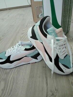BASKET PUMA RS X reinvention peach bud