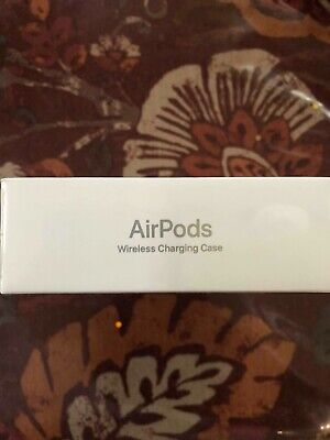 Brand New Apple AirPods 2nd Generation with Wireless Charging Case- MRXJ2AM/A