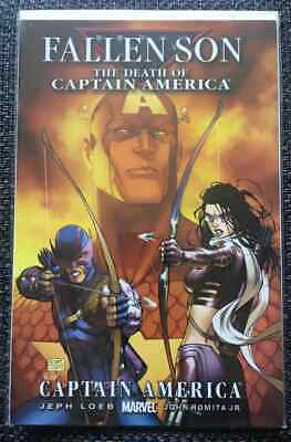 Fallen Son: The Death of Captain America #3 Michael Turner Variant (2007) NM
