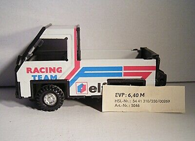 "06 225 MSB ""Transporter Piccolo RACING TEAM elf (Schwungrad Antrieb)"""