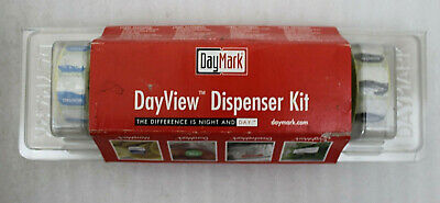 Daymark Day View Dispenser Kit Food Coding Labels Montag-Sonntag A