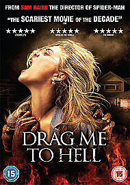Drag Me to Hell [DVD], New, DVD, FREE & FAST Delivery