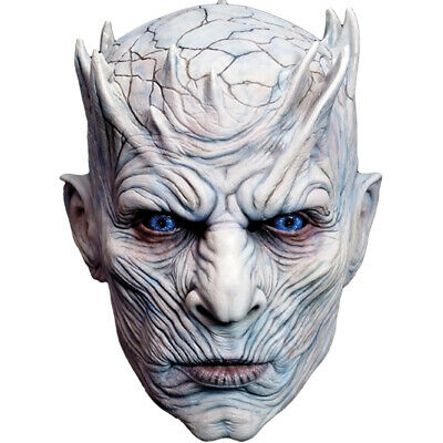 Authentic GAME OF THRONES Night's King Halloween Mask NEW